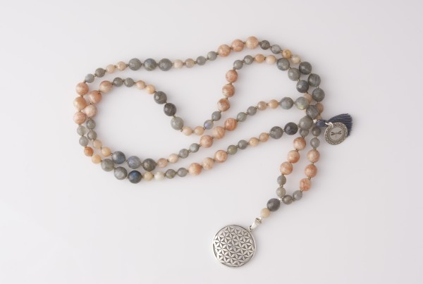 Mala The flower of life